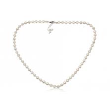 Collar de Perlas Naturales Medianas Clasic