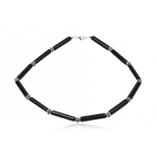 Collar de Onix y Plata