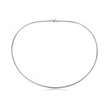 Cadena de Plata 50 cm (Omega)