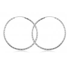 Pendientes de Plata Lisa - Aros